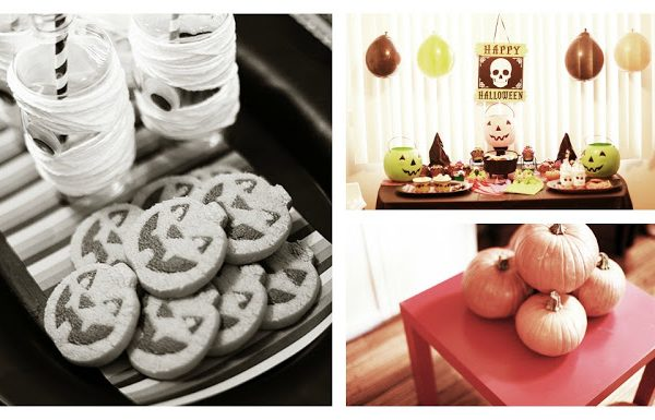Halloween Play-Date Bash