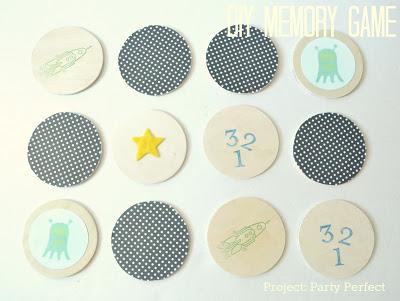 {DIY} Memory Game