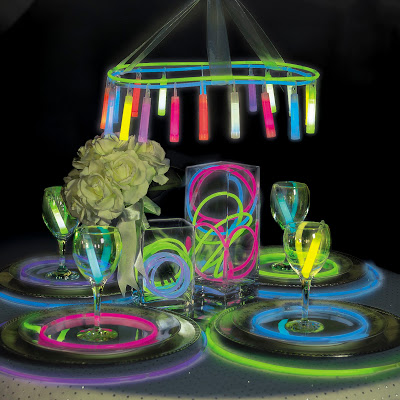 {Guest Post} Summer Glow Party Ideas