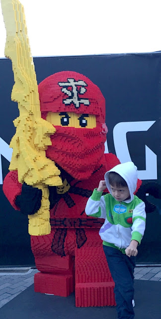 NINJAGO World || Legoland, CA