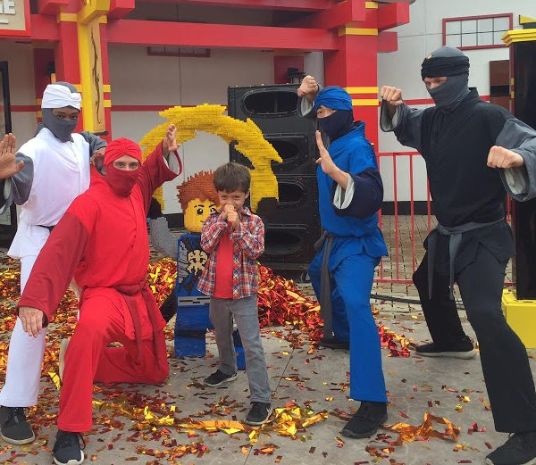 Legoland California's #NinjagoWorld