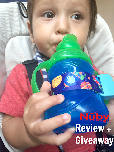 On-the-Go with Nuby GIVEAWAY