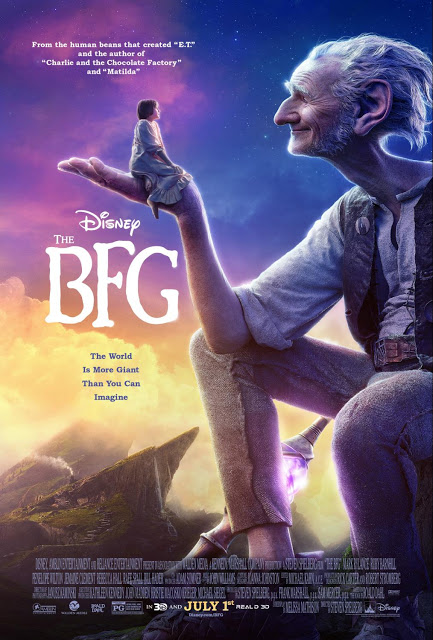 Disney's The BFG Movie
