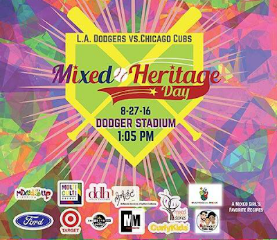 1st. Annual Mixed Heritage Day