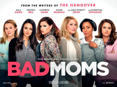 Party Like a Mother with Bad Moms {Digital HD Movie Giveaway}