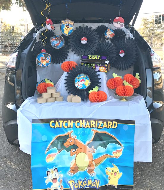 Trunk or Treat: Pokemon