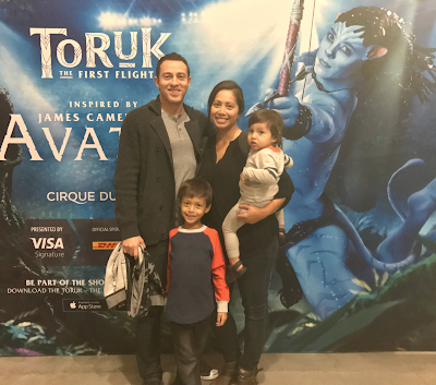 5 Reasons to Take Flight with Cirque du Soleil's TORUK