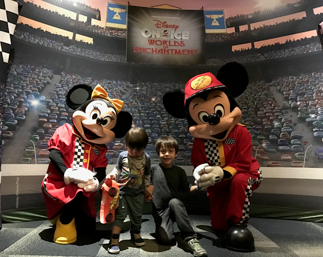 Disney on Ice: Worlds of Enchantment {Review}