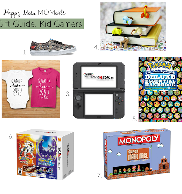 Gift Guide: Kid Gamers
