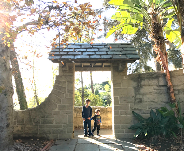 Historic Greystone Mansion and Park