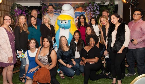 Interview with the Cast + Director of Smurfs: The Lost Village