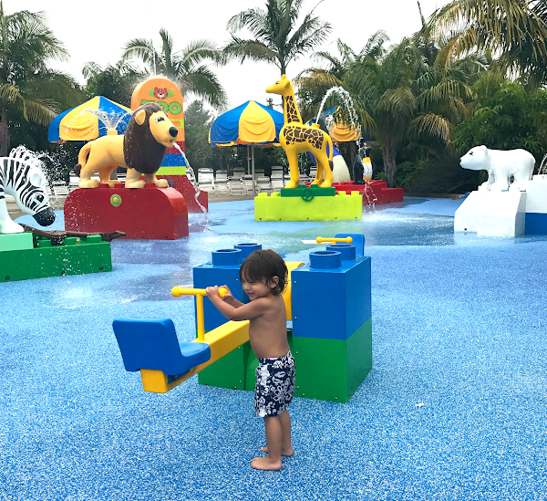 Get Ready for a #SplashOutSummer at Legoland CA