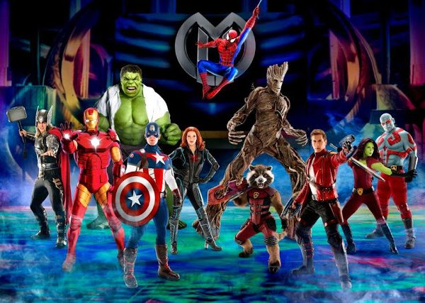 Hey SoCal! WIN a Chance to See Marvel Universe Live! Age of Heroes {Giveaway}