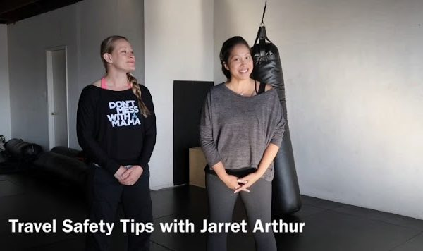 Travel Safety Tips with Jarret Arthur