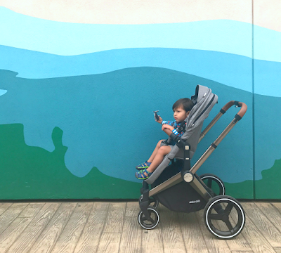 {GIVEAWAY} Kangaroo Stroller by Venice Child