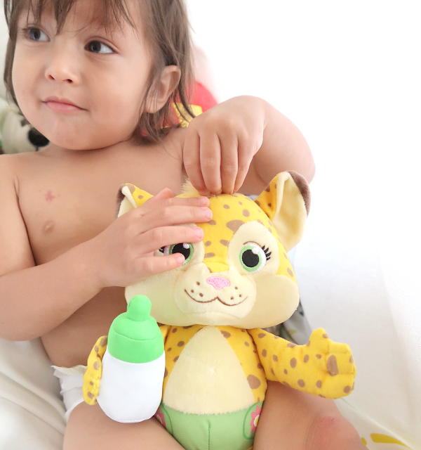 Jim Henson's Word Party Plush Toy {GIVEAWAY}