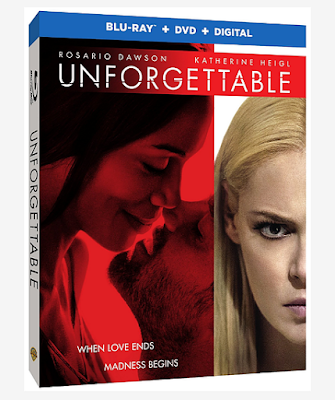 {Giveaway} UNFORGETTABLE Movie DVD/Blu-Ray