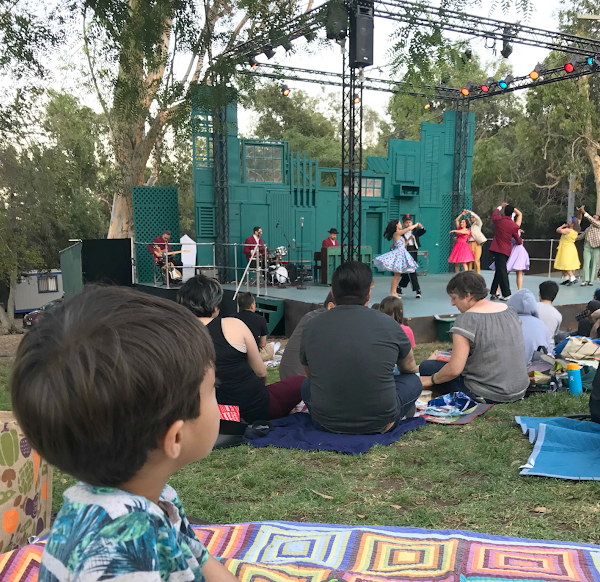 Griffith Park Free Shakespeare Festival