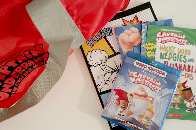 Captain Underpants merchandise