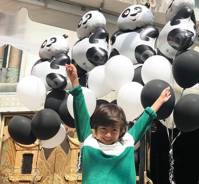 IMAX Pandas Premiere
