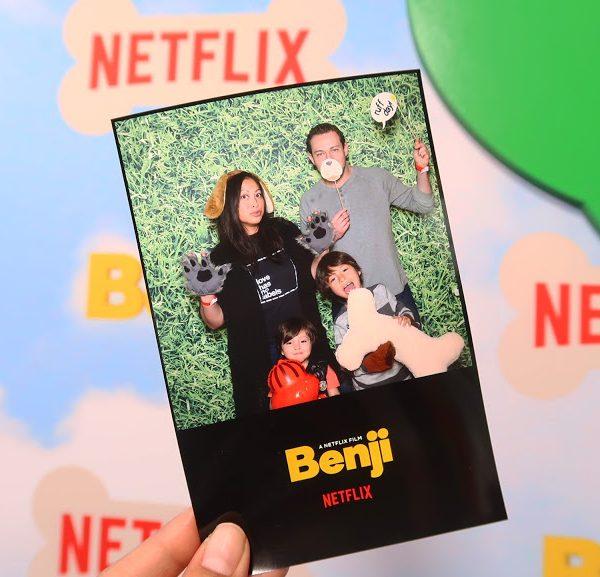 Netflix's BENJI