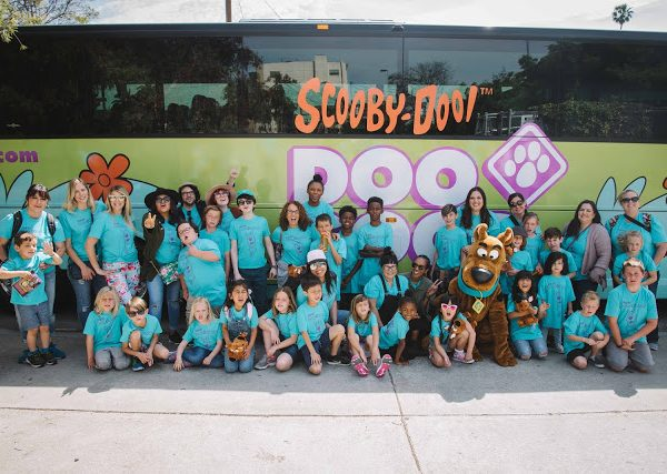 #DooGood for your community with Scooby-Doo and the Mystery Inc. Gang