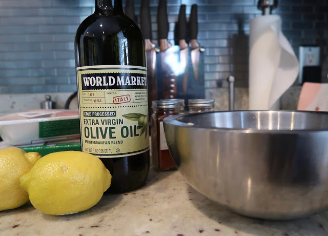 Olive Oil from World Market