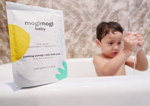 How Mogi Mogi Baby Soothes Sensitive Skin