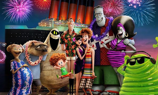 Hotel Transylvania 3 Summer Vacation, Cruises into Theaters Friday the 13th.