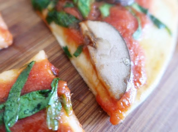 After School Snack Recipe: Pita Pizza