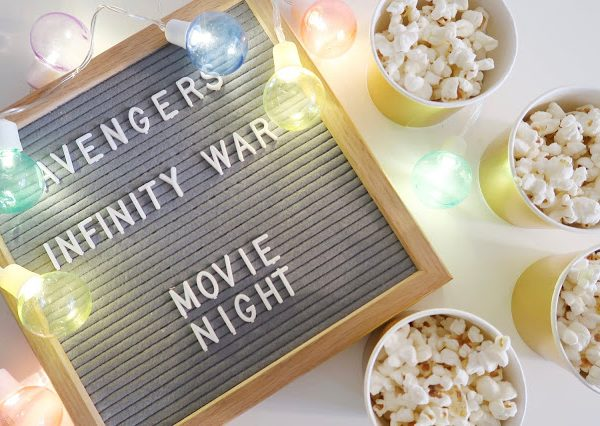 Family Movie Night: Avengers Infinity War