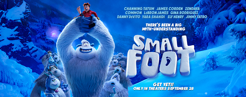 SMALLFOOT Movie Review + Interviews