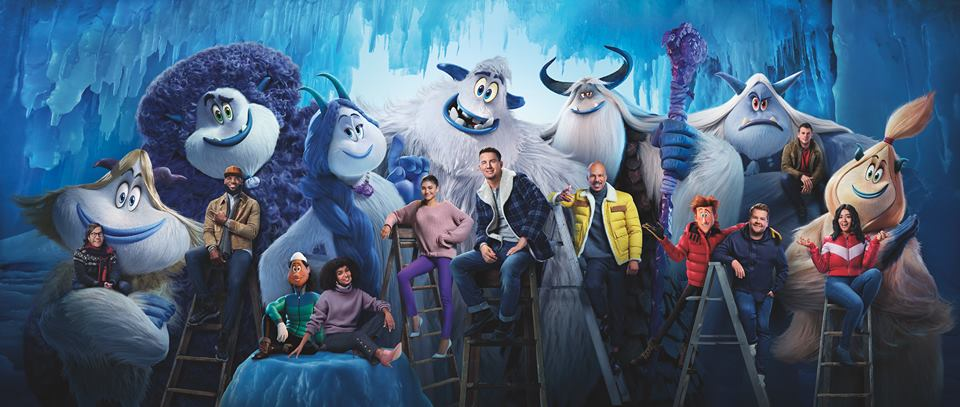 Smallfoot Movie Cast
