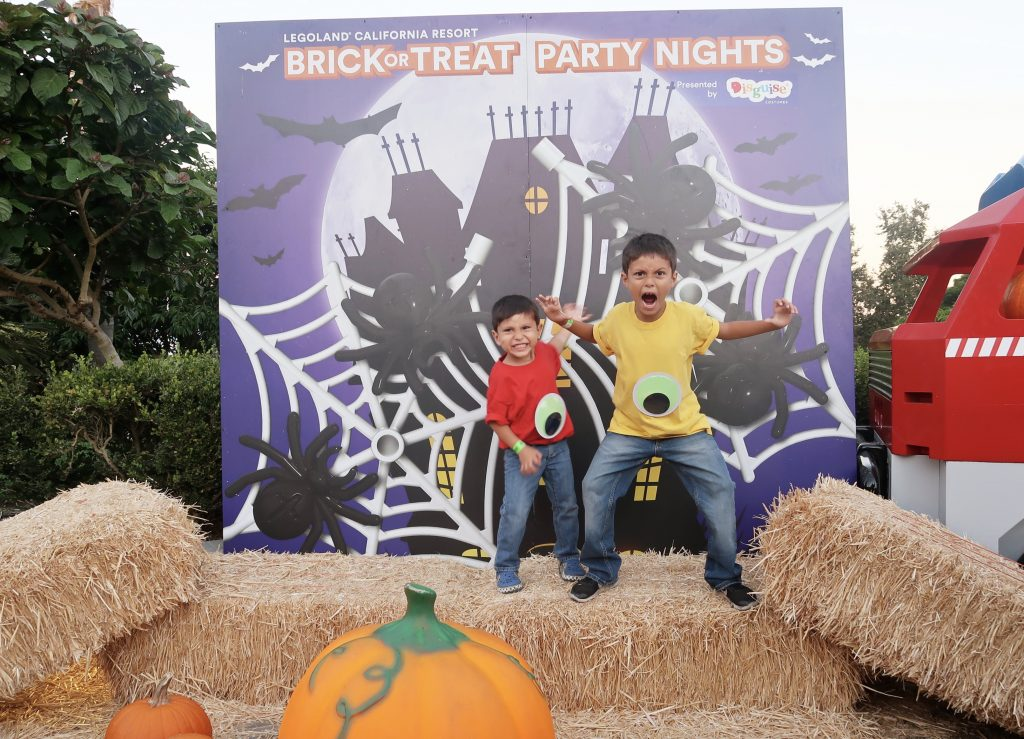 BRICK OR TREAT 2018