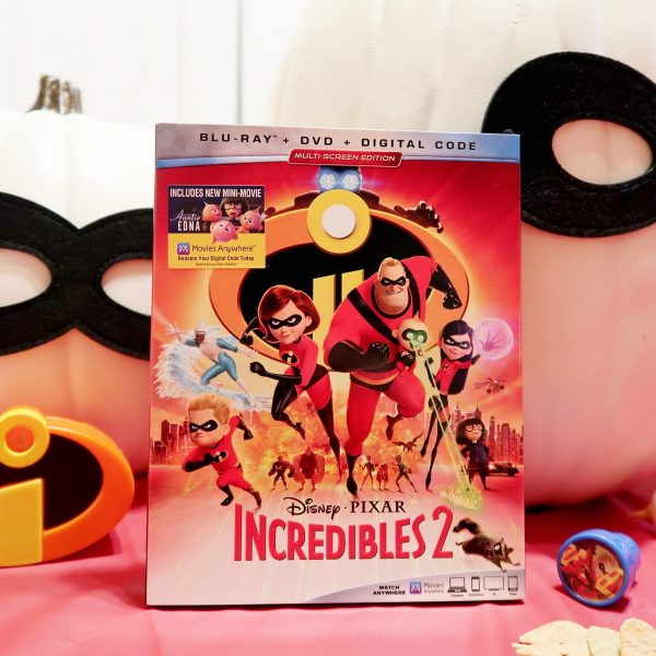 How to Have An INCREDIBLES 2 Halloween