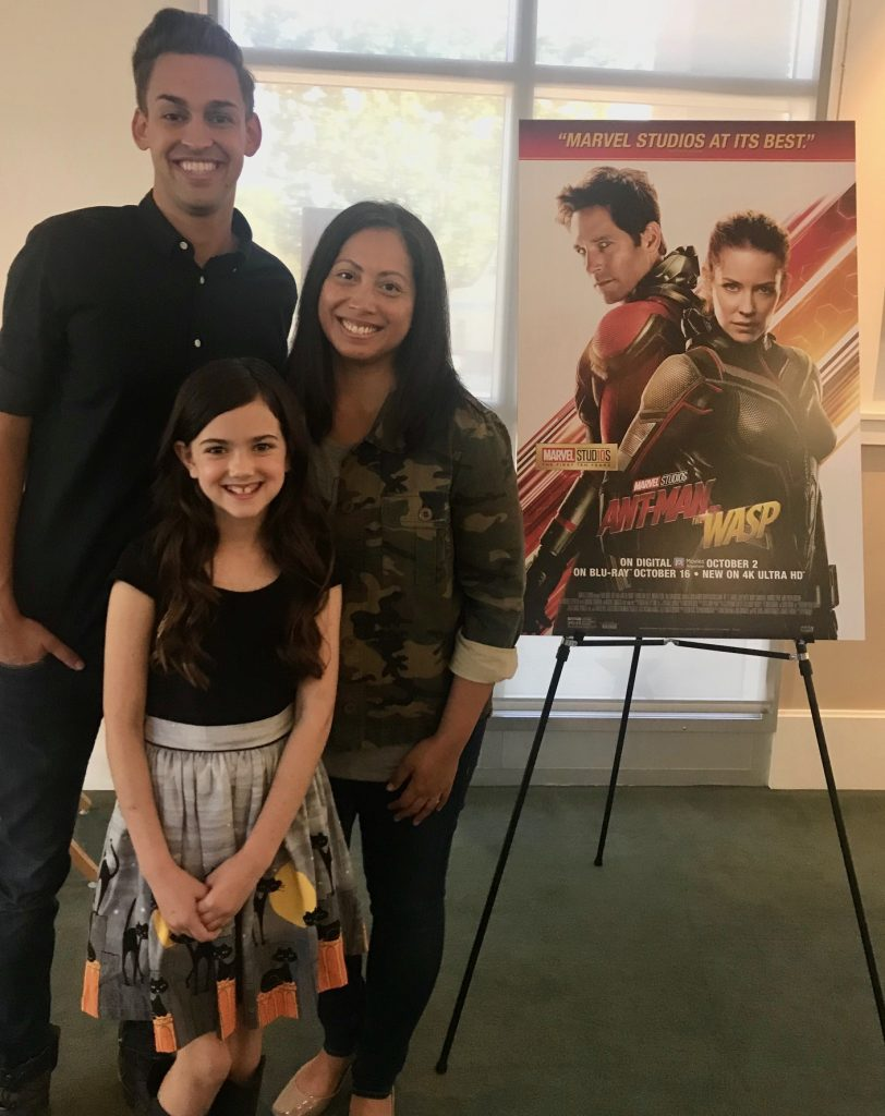 Ant-Man and The Wasp Press Day