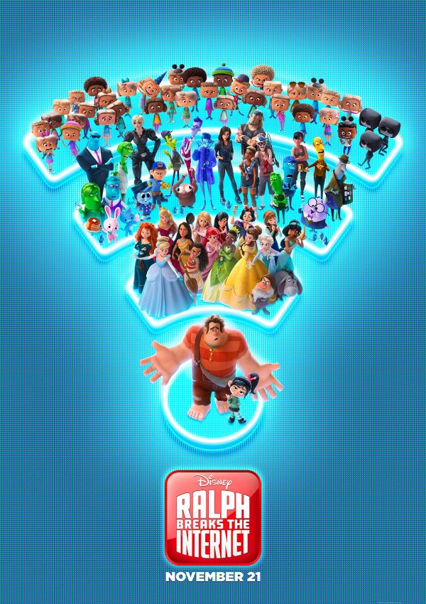 Ralph Breaks The Internet Review and Activity Sheets