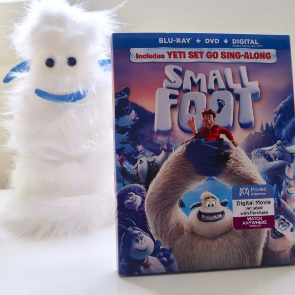Smallfoot Movie DIY craft + giveaway.
