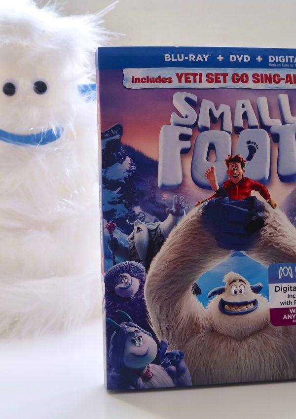 SMALLFOOT Movie: DIY Migo Tree + Giveaway