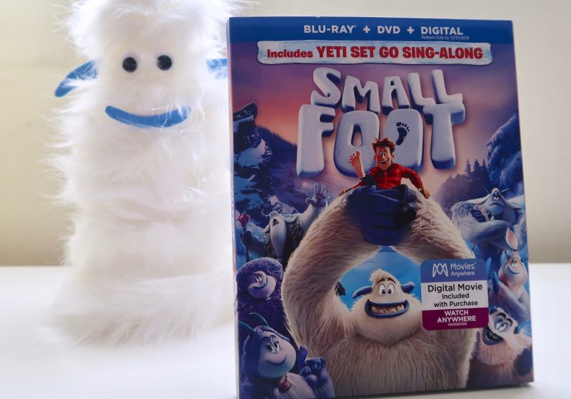 SMALLFOOT Movie: DIY Migo Tree + Giveaway