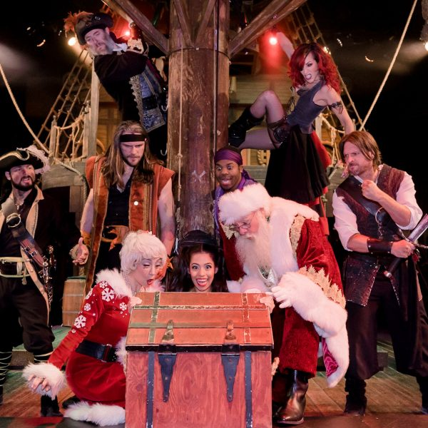 Pirates Take Christmas Show Discount Tickets
