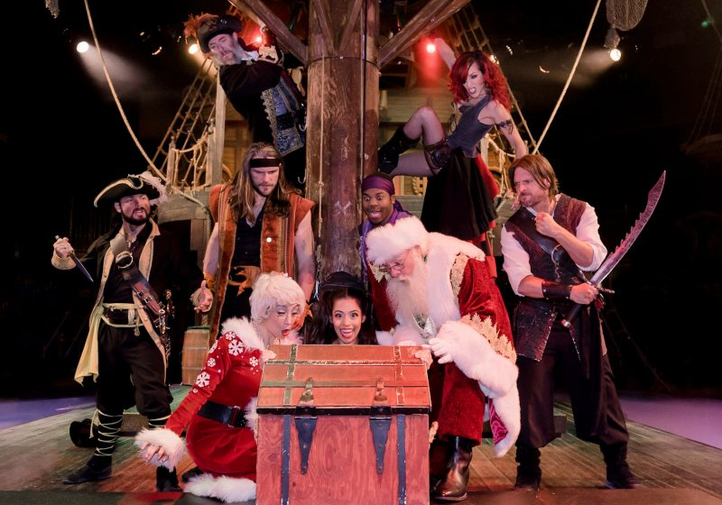 Pirates Take Christmas Show: Discount Tickets