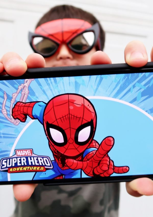 Marvel Super Hero Adventures for Preschoolers