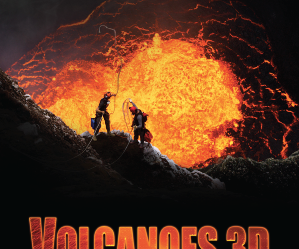 Volcanoes 3D: The Fires of Creation