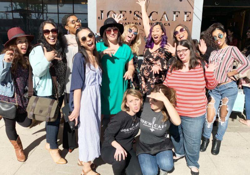 B R U N C H with LA Mommy Blogger Tribe
