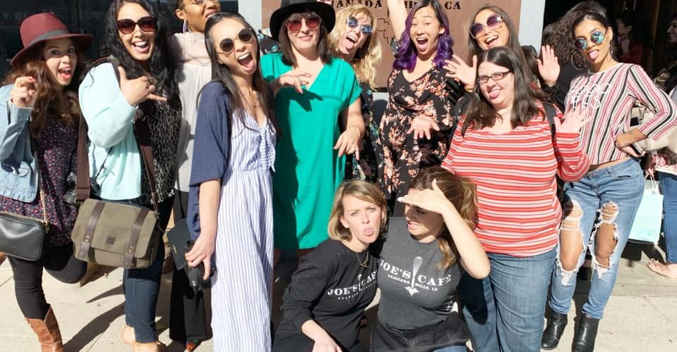 LA Mommy Blogger Tribe