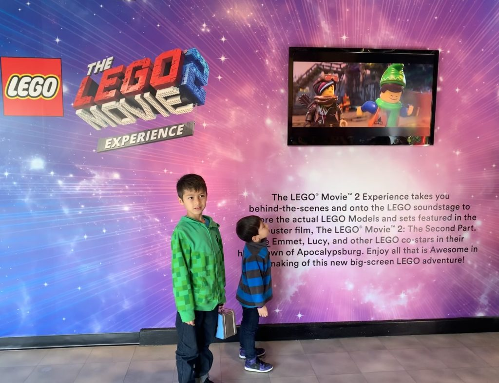 The LEGO Movie 2 Experience