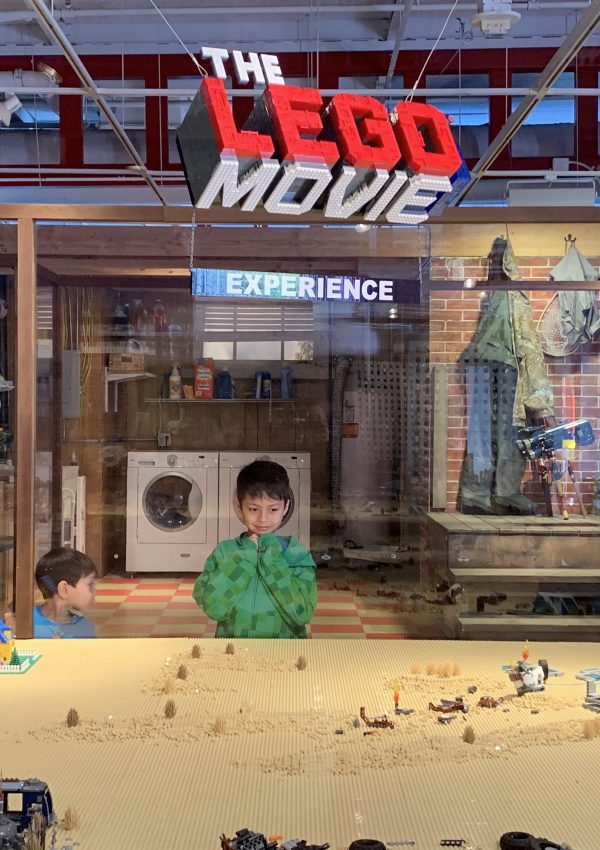LEGOLAND CA: The LEGO Movie 2 Experience