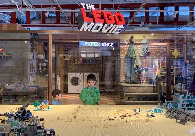 LEGOLAND CA: The LEGO Movie 2 Experience