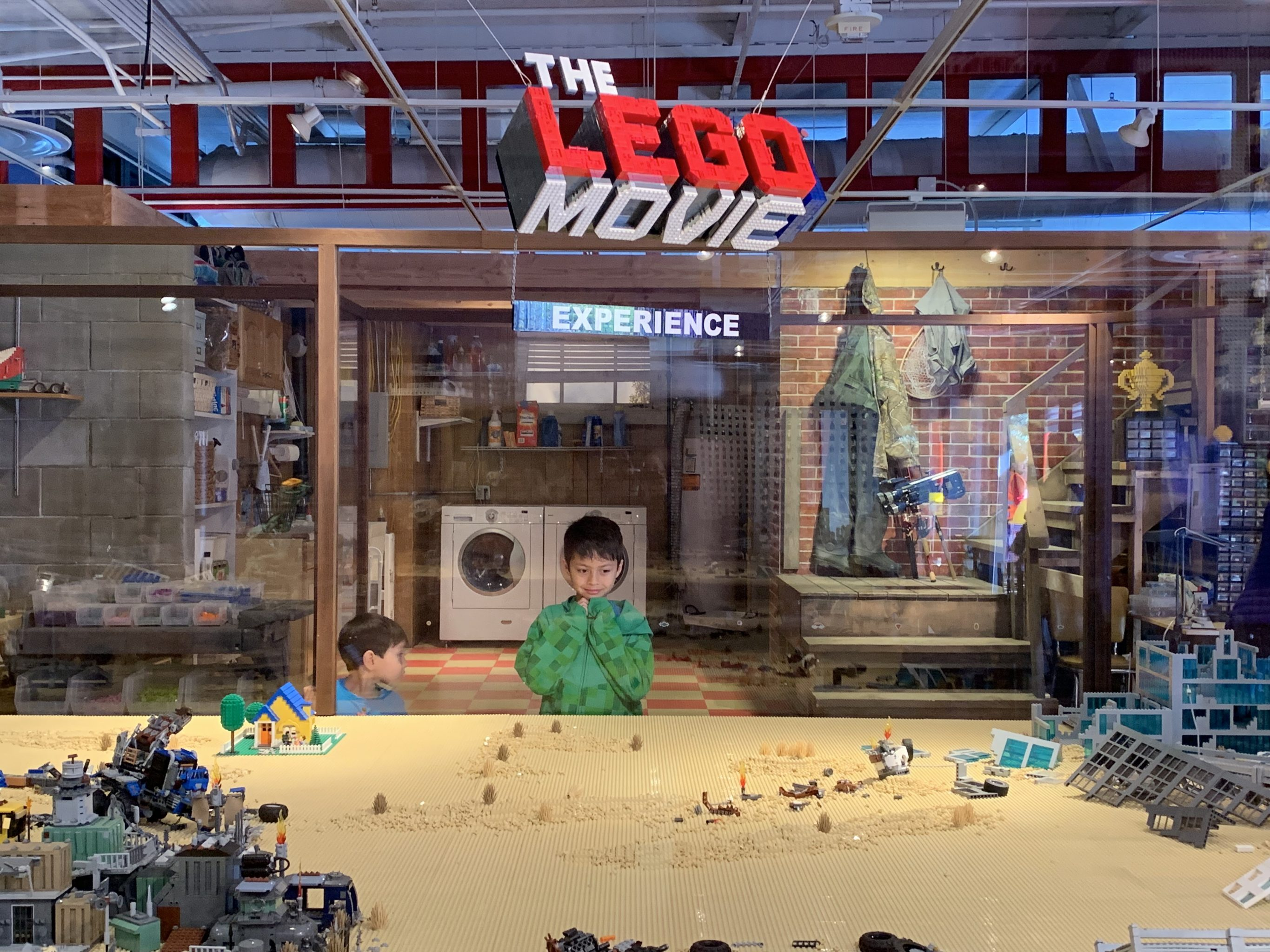 Legoland Ca The Lego Movie 2 Experience Happy Mess Moments